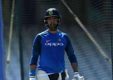 Yuvraj Singh during practice session - India TV