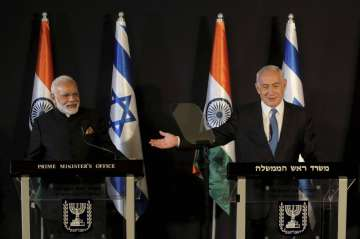 India, Israel now strategic partners - India TV