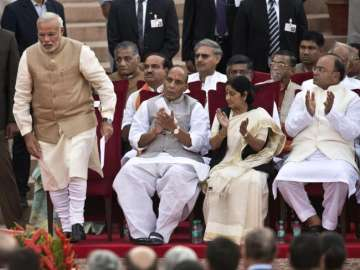 Ahead of Monsoon Session, Centre convenes...