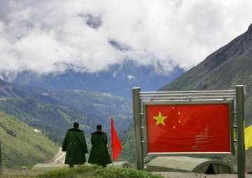 Representational pic - China releases 'map'...