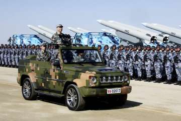 10 Chinese soldiers entered Uttarakhand's...