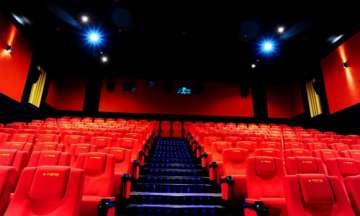 Over 1,000 theatres in the state are shut in...