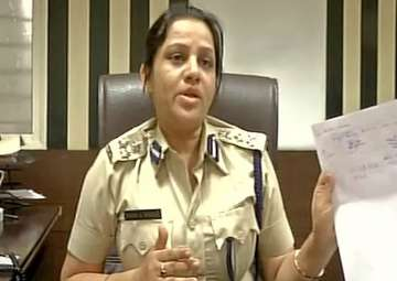 D Roopa who laid bare the corrupt dealings in...