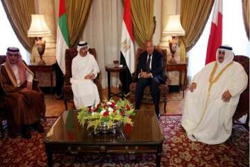 Saudi nations irked with Qatar's 'negative'...