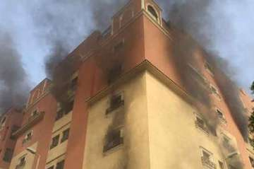 10 Indians killed, six injured in fire in Saudi...
