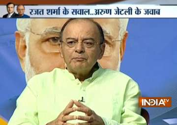 GST launch: Finance Minister Arun Jaitley live on...