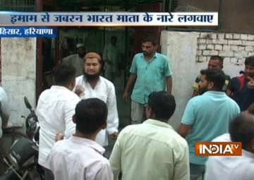 Imam slapped outside mosque by alleged Bajrang...