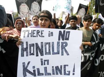 Woman stabbed to death by brother in Pakistan's...