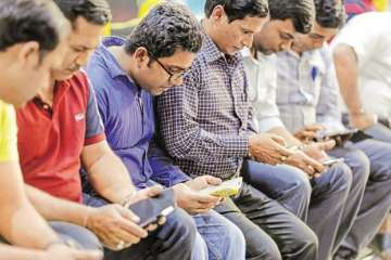 Internet-based app services contributed Rs 1.4...