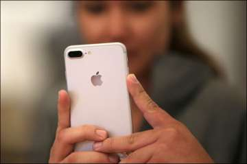 Representational pic:iPhone 8 may drop'Touch ID',...