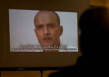 Kulbhushan Jadhav - India TV