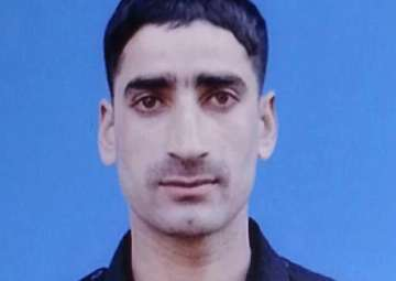 Jawan goes missing from Army camp in Kashmir with...
