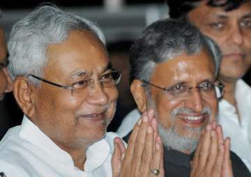 Nitish Kumar won the trust vote in the state...