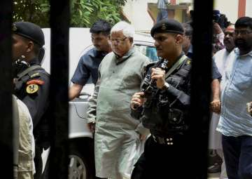 CBI raids: Congress stands in support of Lalu;...