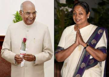 Ram Nath Kovind gets one vote in Kerala, Meira...