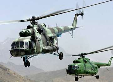 Deal for supply of 48 Mi-17 choppers to India...