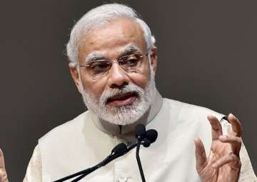 PM Modi to meet top state officials today to push...