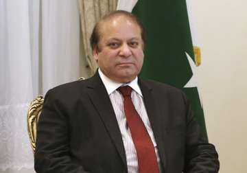 Nawaz Sharif urges US to 'play its role' in...
