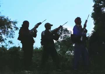 Representational pic - 18 Naxals killed in Sukma...