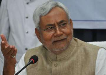 Nitish Kumar - India TV