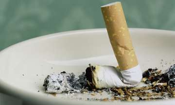 Representational picture: Smoking rates in...