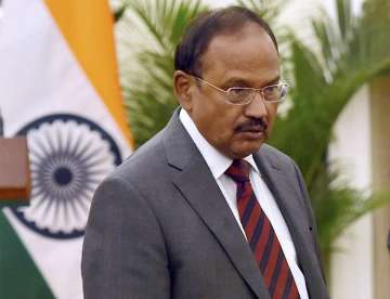 Doval will be travelling to Beijing to attend a...