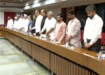 Amarnath Attack: Opposition says govt needs to...