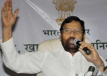 Ram Vilas Paswan - India TV