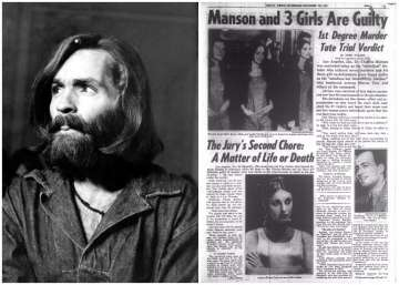 charles manson murders facts