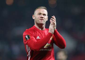 A file image of Wayne Rooney. - India TV