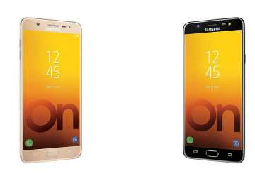 Samsung India launches 'Galaxy On Max' at Rs...