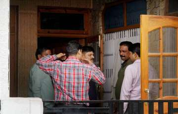 NIA conducts raid in Jammu in connection with...