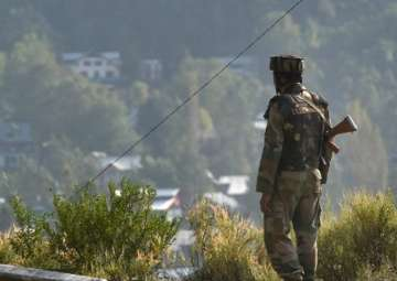 Representational pic - Soldier martyred in Pak...