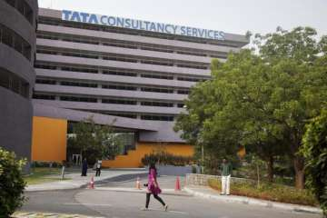 TCS witnessed a 10 per cent drop in net profit...