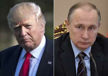 Putin, Trump to meet in Germany amid a sea of...