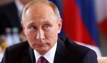 Putin said on Sunday that Moscow will reduce the...