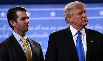 Donald Trump Jr. was not a protectee of the USSS...