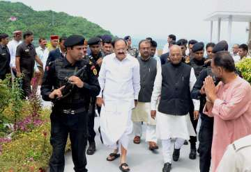 Venkaiah Naidu is NDA's pick as its candidate for...