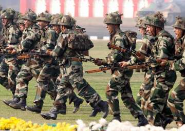 57,000 Armymen to be redeployed in combat roles...