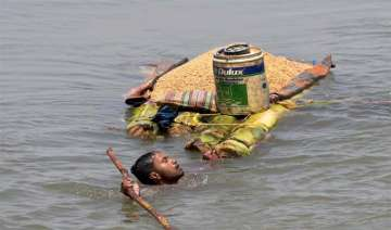Floods in 4 Indian states have claimed over 200...