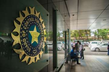 BCCI finance committee meeting