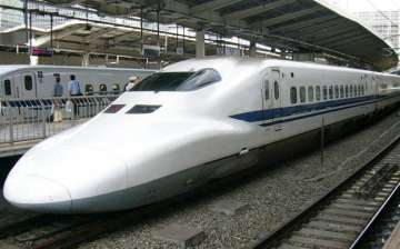 Bullet train on fast track as PM Modi to lay...