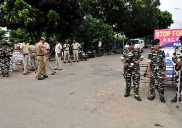 Curfew-like restrictions in Chandigarh; mobile...
