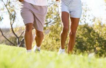 walking pace and heart disease