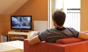 watching TV mobility disorders