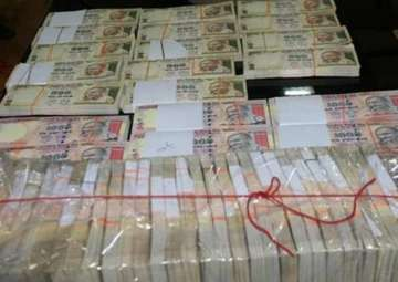 7.62 lakh pieces of counterfeit notes detected in...