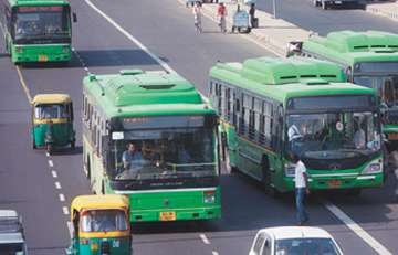 DTC to get 1,000 new buses soon - India TV