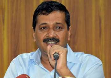 File pic of Delhi CM Arvind Kejriwal - India TV