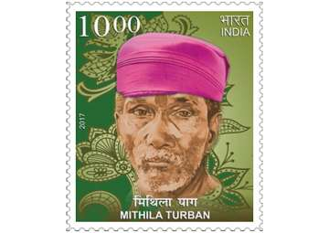 In a first, Mithila Paag featured on postal stamp...
