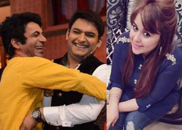 kapil sharma girlfriend sunil grover